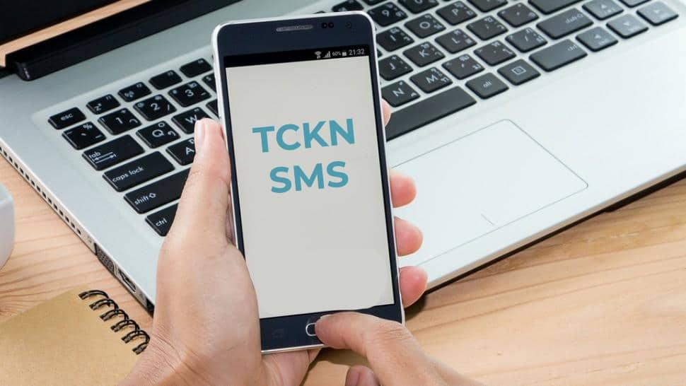 tckn sms gönder